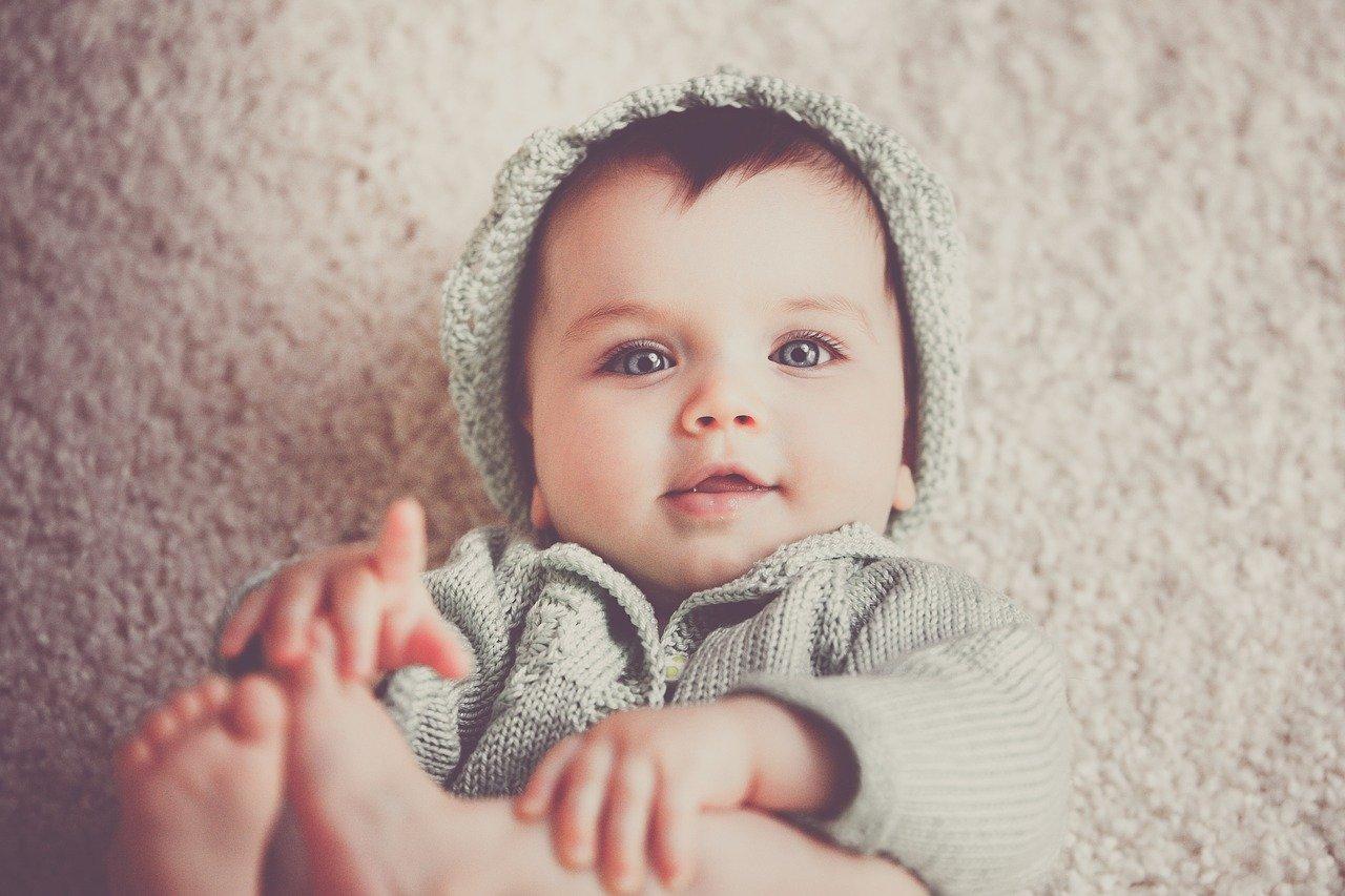 bébé bilingue