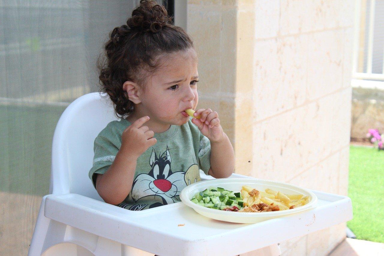 dme diversification alimentaire menée par enfant