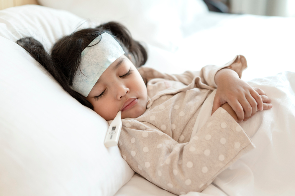 infections hiver bébé