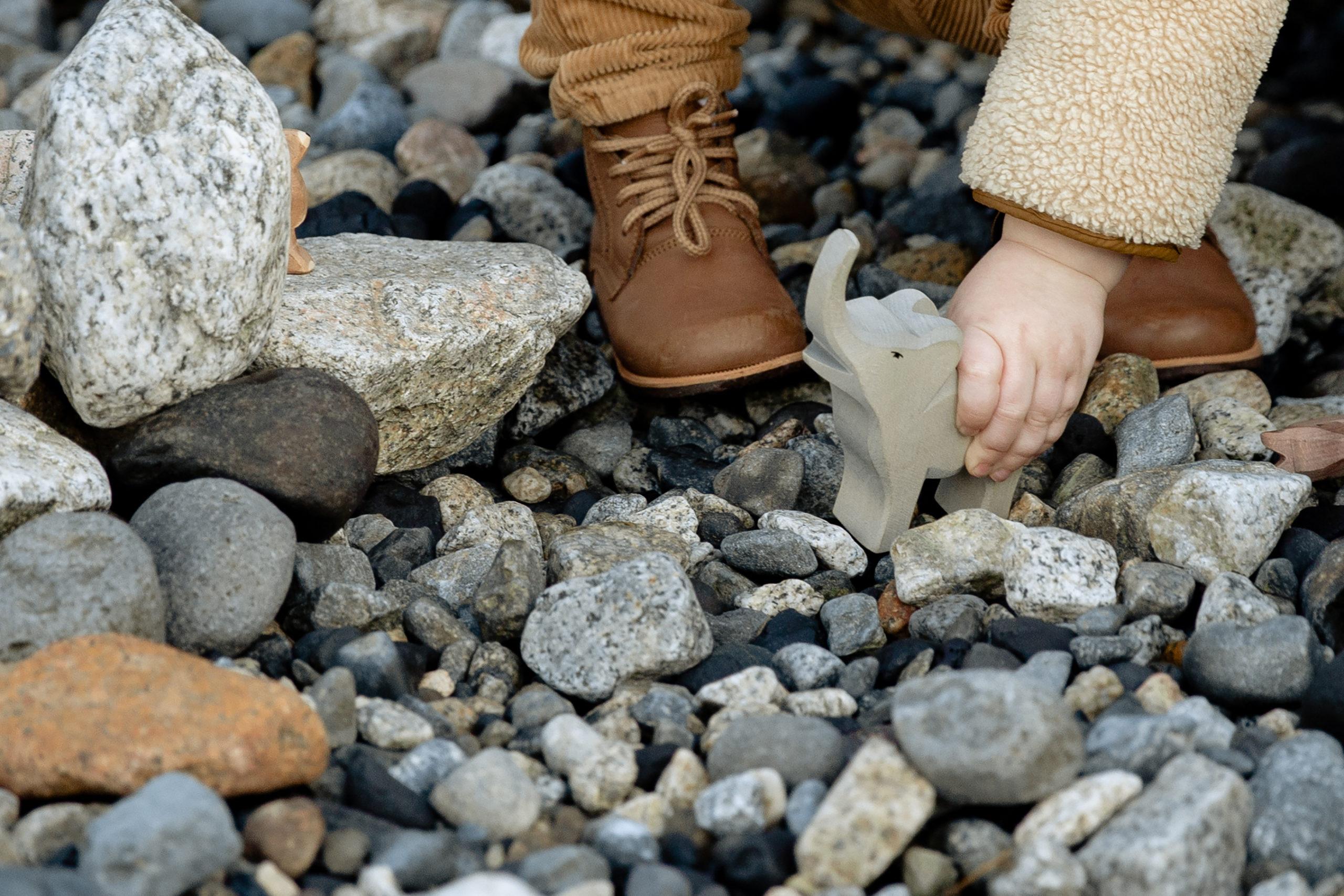 Choisir les chaussures de bébé