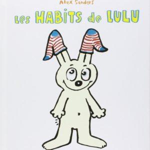 Livre enfant 2 ans habits de lulu
