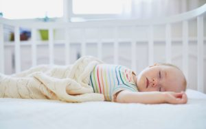 Bébé qui fait ses nuits