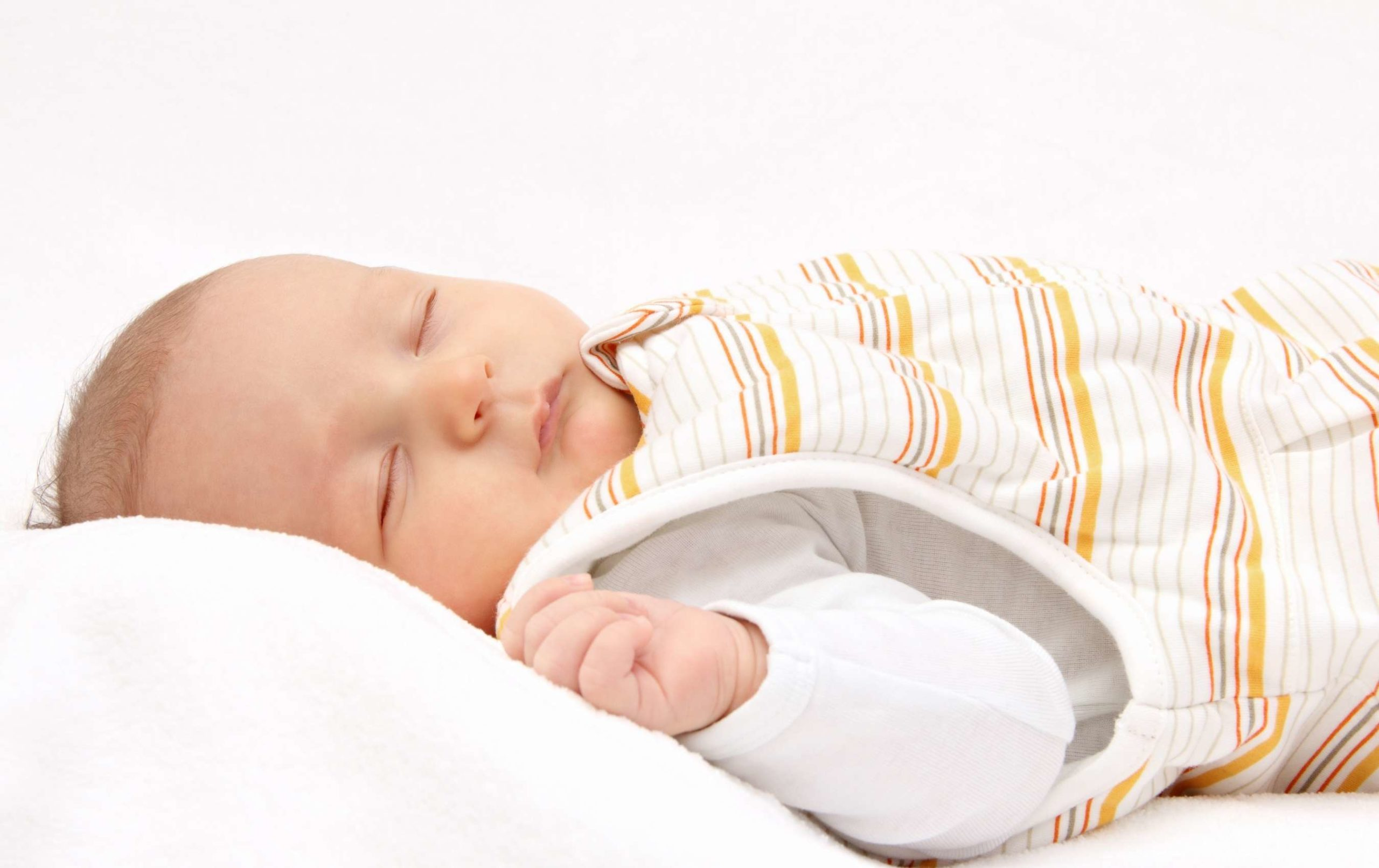gigoteuse bébé ou turbulette bébé