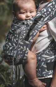 Un moyen de portage bébé rapide